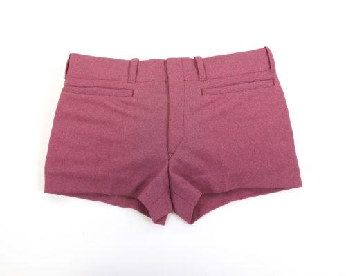 Don Dunstan's pink shorts